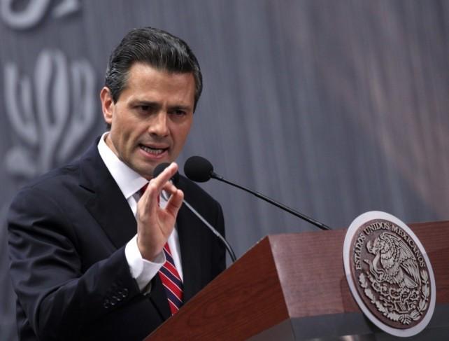 Propone Peña Nieto al Congreso un Reforma Hacendaria con vocación social