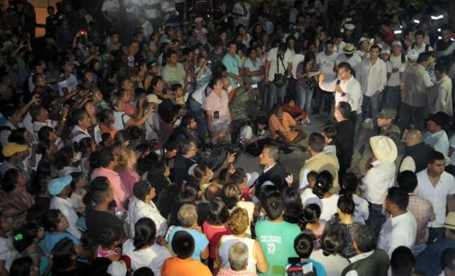 Claro compromiso del Gobierno de la República  para atender a las familias afectadas: Enrique Peña Nieto