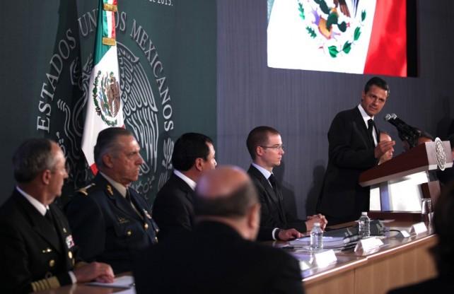 Instruye el Presidente de la República diversas acciones para la Reconstrucción Nacional