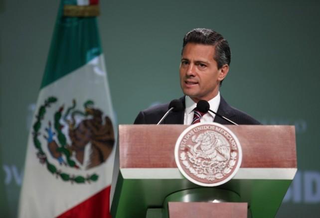 Confía EPN en que los legisladores analizarán las  reformas pensando siempre en el futuro de las familias mexicanas