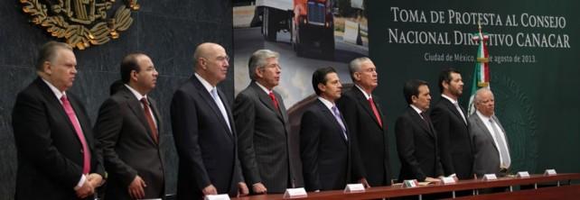 Invertir en infraestructura y seguridad en el transporte es garantizar la construcción de un mejor país para todos: Enrique Peña Nieto
