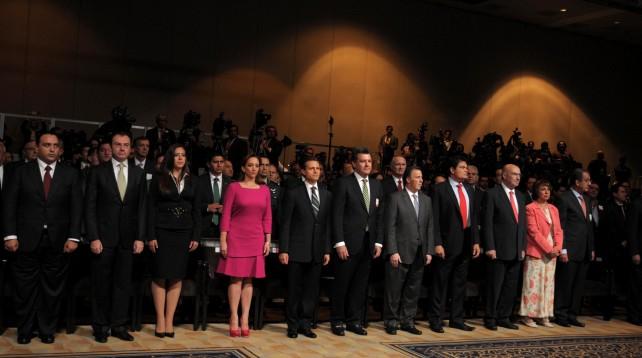 La confianza y decisión de los empresarios nacionales, motor del desarrollo económico de México: Enrique Peña Nieto