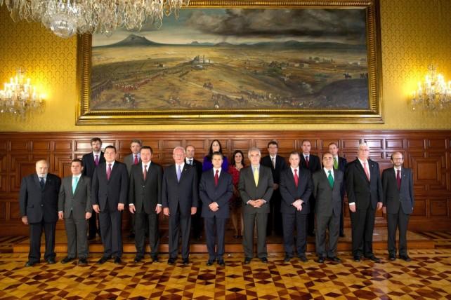 Refrenda el Presidente Peña Nieto a la CIDH el compromiso pleno de México con los Derechos Humanos
