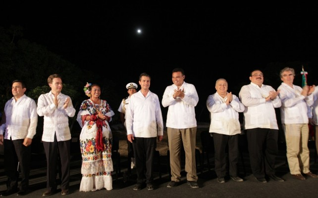 Hacer del turismo cultural un motor del crecimiento económico, compromiso del Presidente Peña Nieto