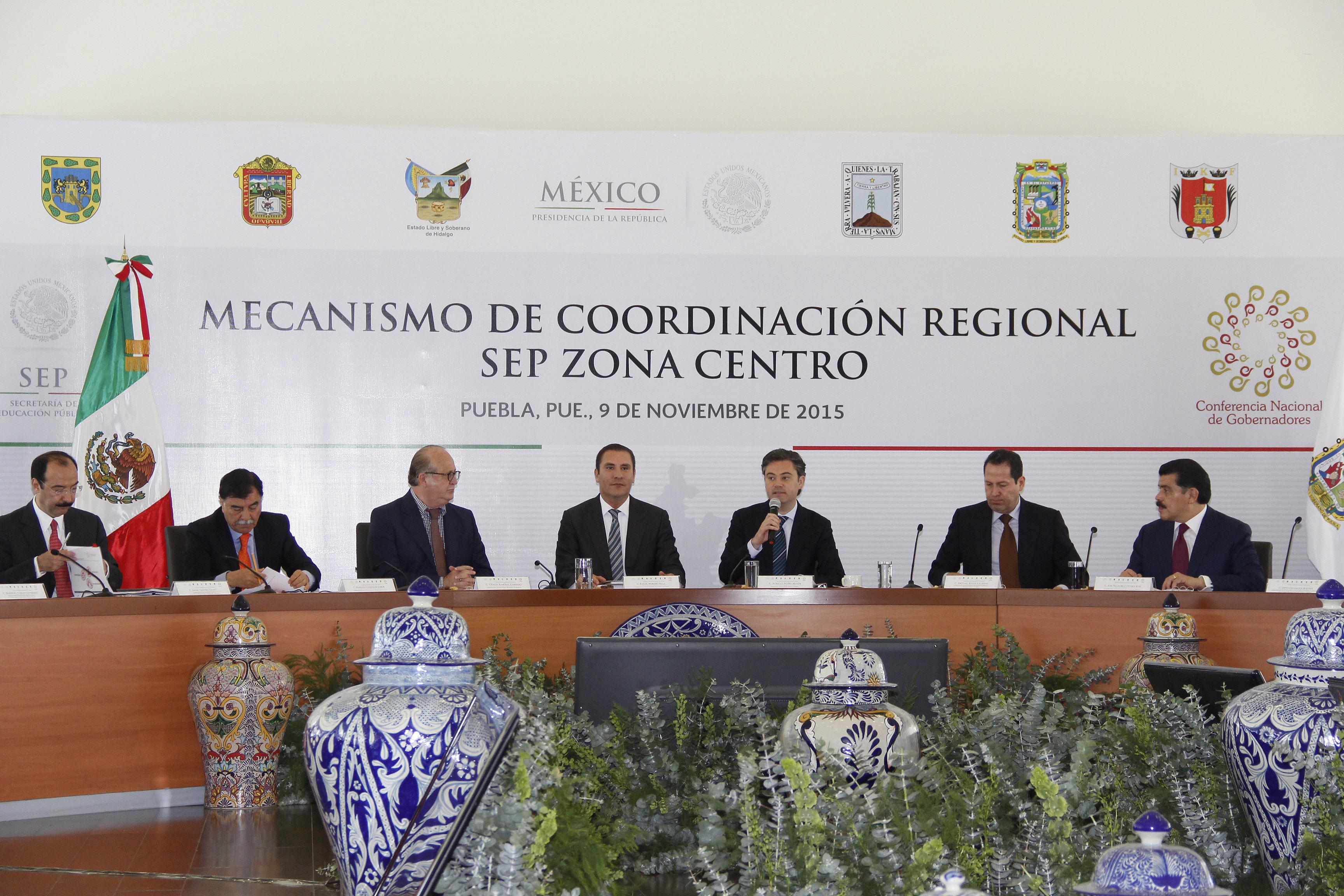 Permite regionalización educativa trabajar con agenda precisa para avanzar en la Reforma: Aurelio Nuño Mayer