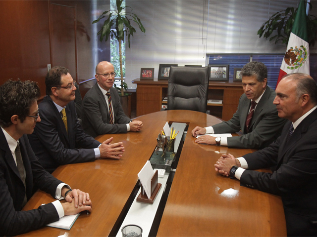 Impulsan México y Francia cooperación científica para incrementar productividad en el campo.