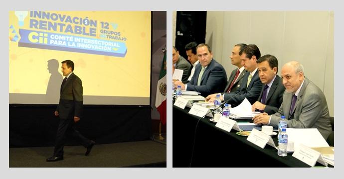 El Secretario de Economía presidió la 16ª Sesión del Comité Intersectorial para la Innovación