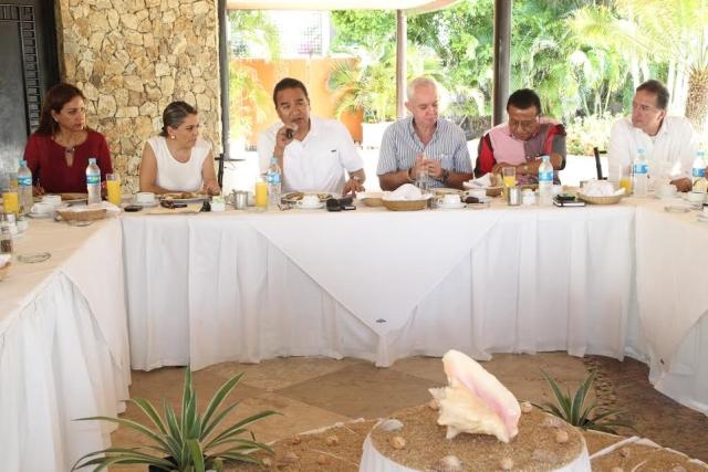 Buscarán alternativas conjuntas para reconstruir el tejido social y reactivar la actividad turística.