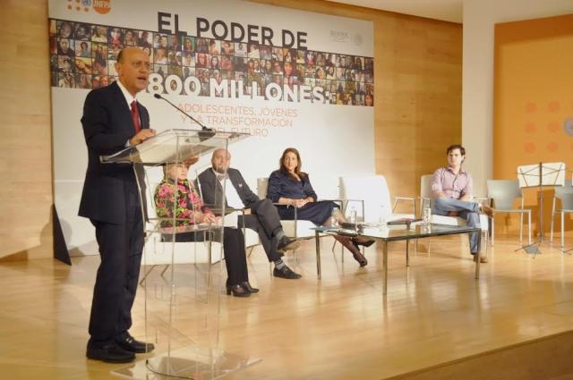 La niñez y la juventud son prioridades del gobierno del Presidente Enrique Peña Nieto, afirmó el Subsecretario de la Sedesol, Juan Carlos Lastiri Quirós