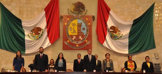 Con trabajo republicano y corresponsabilidad, gobiernos federal y estatal trabajan en temas como Prospera y la Cruzada Nacional contra el Hambre: Gabino Cué Monteagudo.
