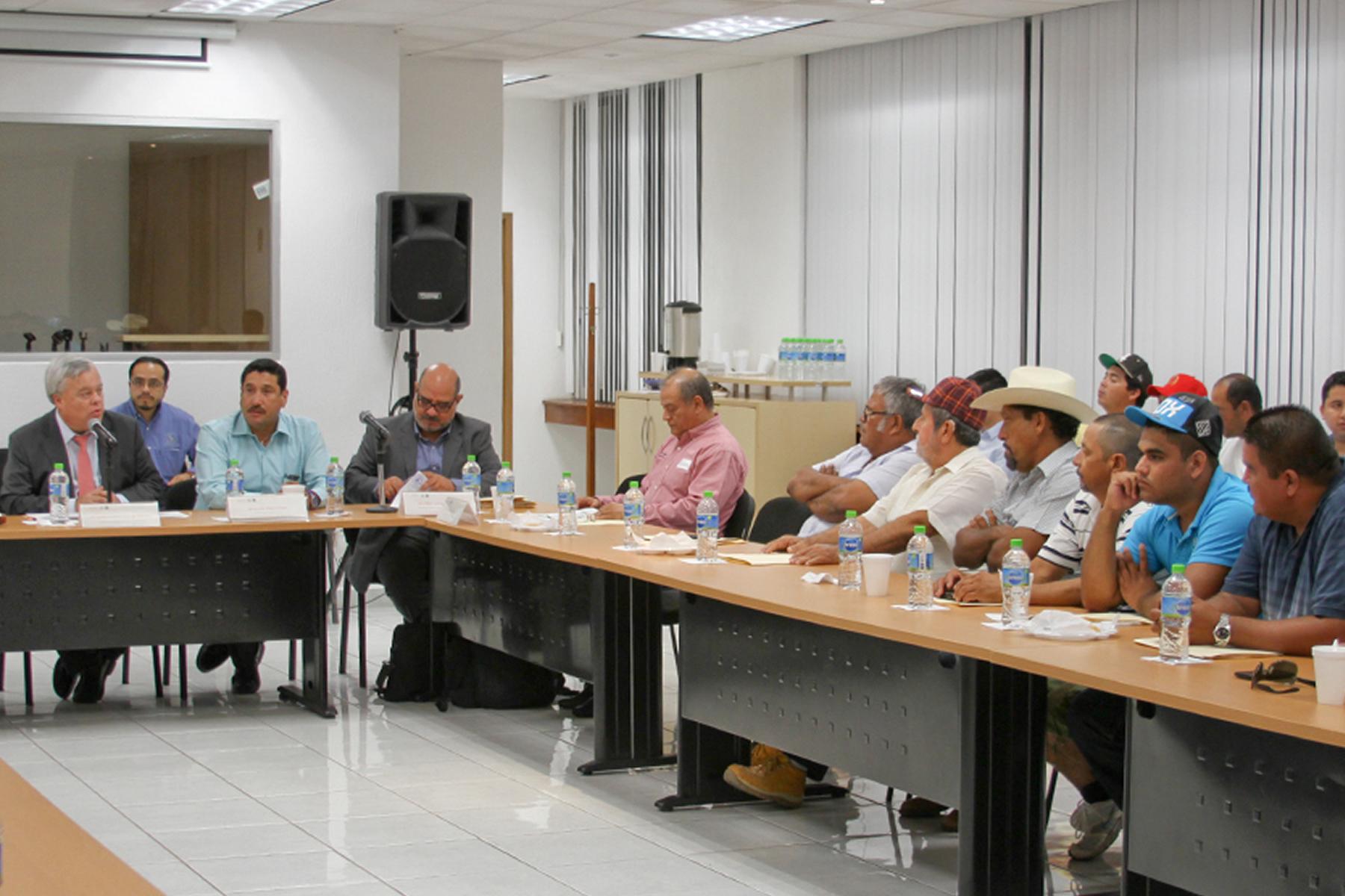 Avanza CONAPESCA en la regularización de padrón de pescadores.