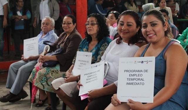 Acciones realizadas en el marco del Mes de la Cruzada Nacional Contra el Hambre para atender a la población en situación de pobreza extrema alimentaria.
