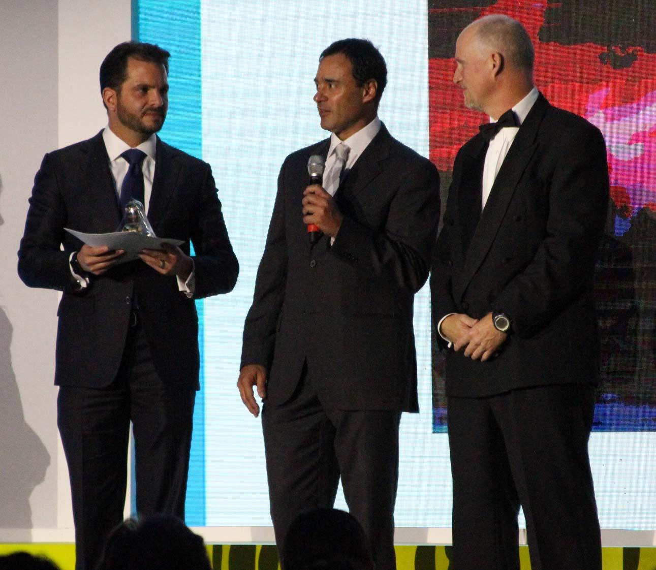 Entrega de premios Por el Planeta 2015
