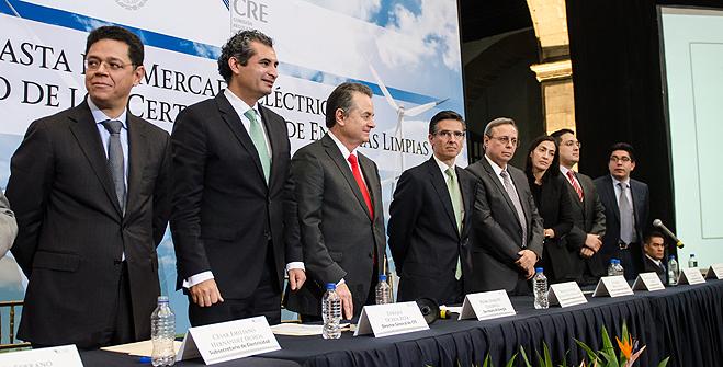Por primera vez, México iniciará el Mercado Eléctrico Mayorista: PJC