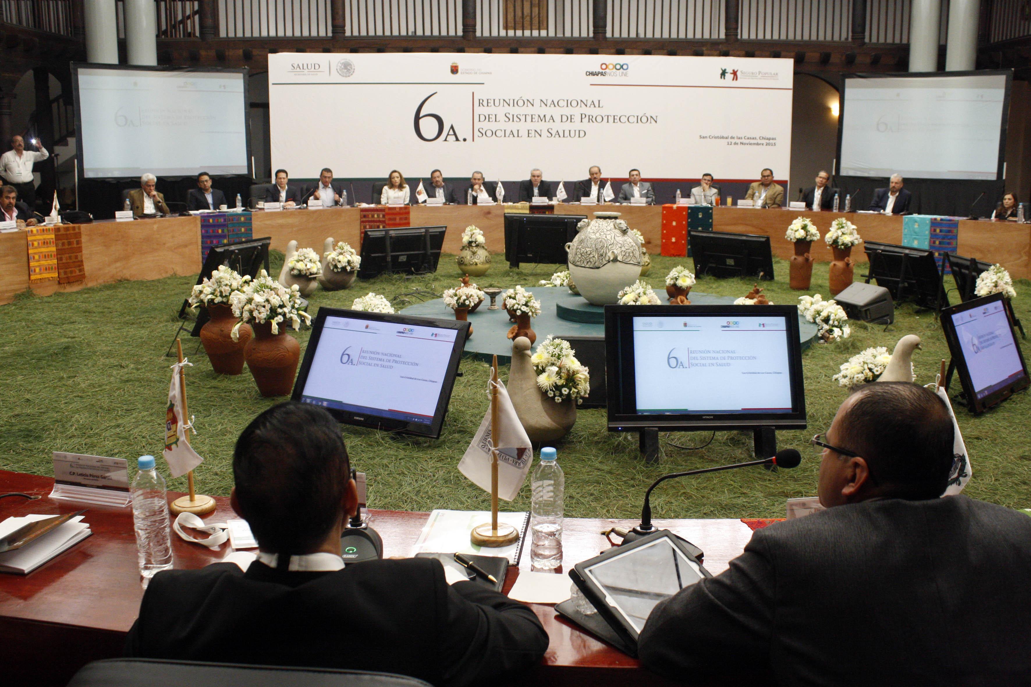 Se ha invertido más de dos mil 600 millones de pesos, para la consecución de 30 acciones en materia de salud.
