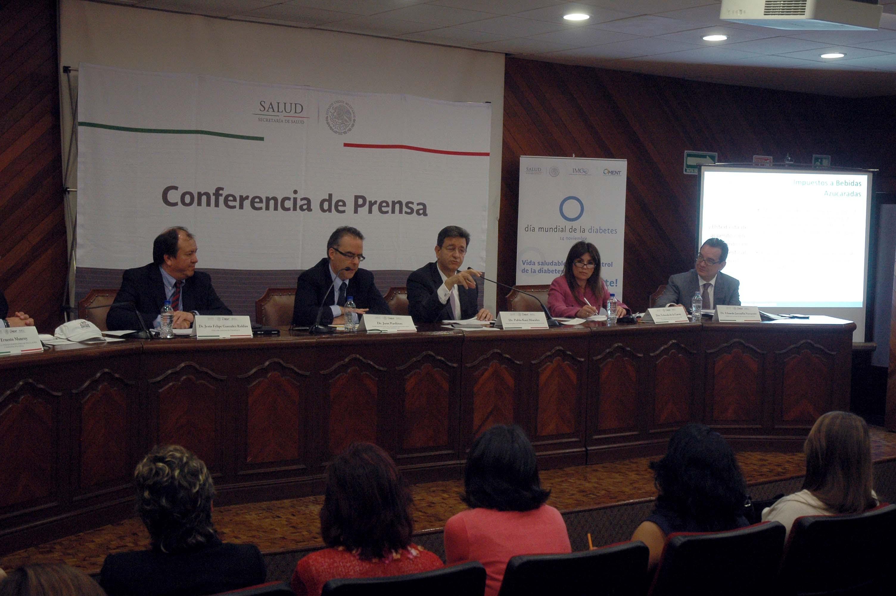 El 95 por ciento de los casos de diabetes en México son del tipo 2 y afecta al 9.2 por ciento de la población del país.