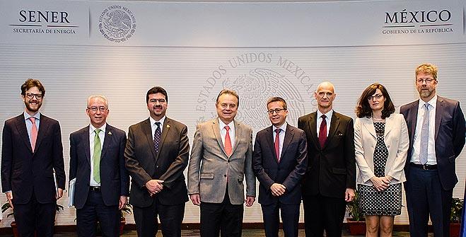 Se reunió el Secretario de Energía con funcionario de la Unión Europea