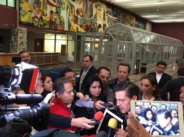 El Presidente de la República arribó a las 8:32 de la mañana tiempo de México, 16:32 hrs. tiempo de Turquía, al Aeropuerto de Antalya, donde participará en la Cumbre de Líderes del G20.