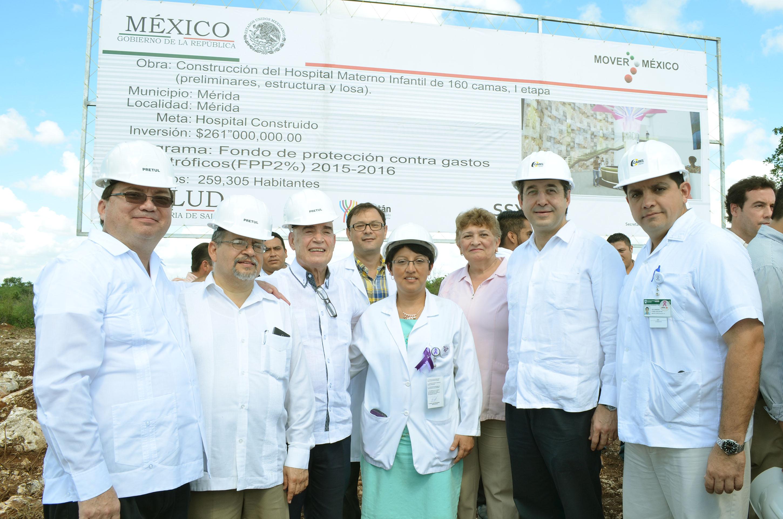 Contará con 160 camas y 25 consultorios de especialidades, además de laboratorio y auxiliares de diagnóstico.