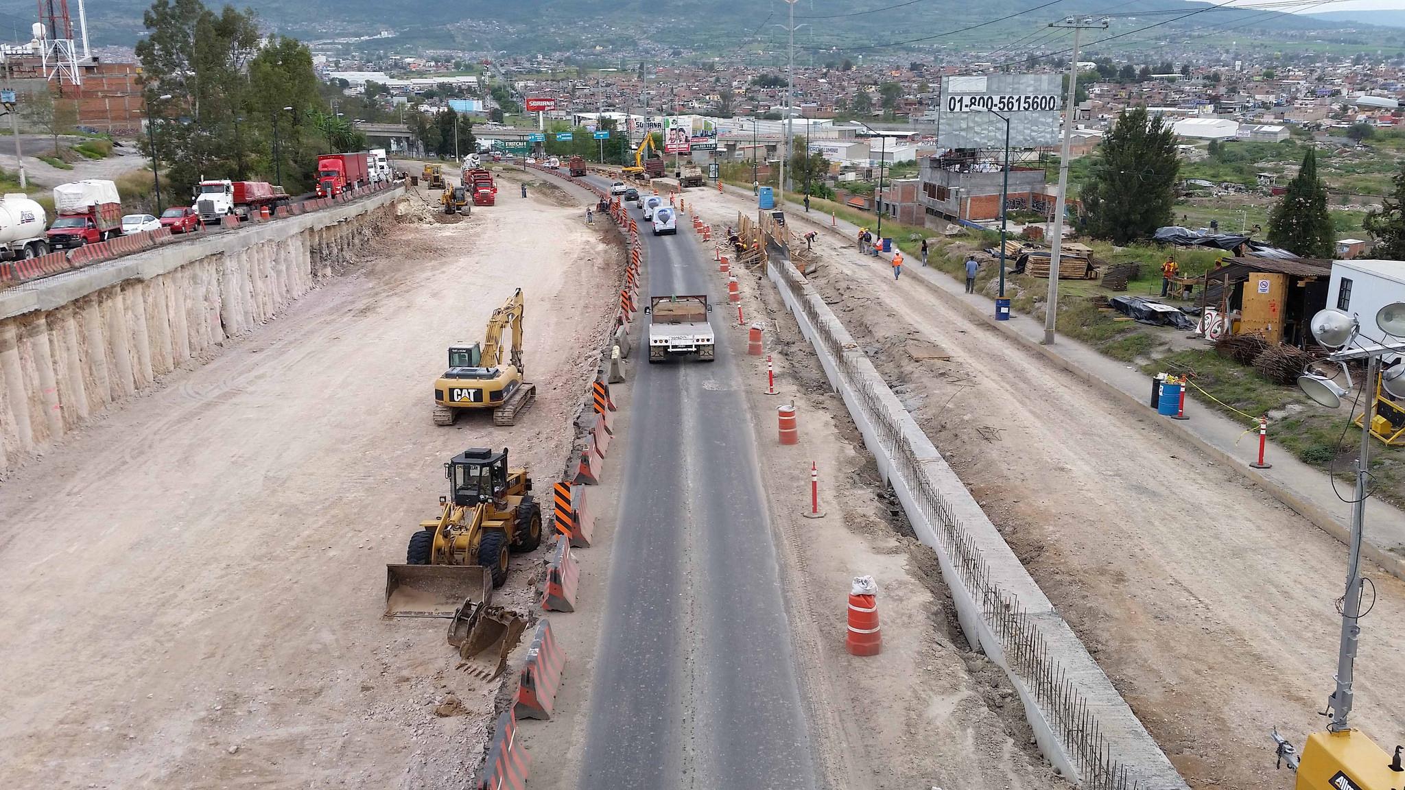 Inició SCT obras por 12 mil 606 mdp del Plan Michoacán