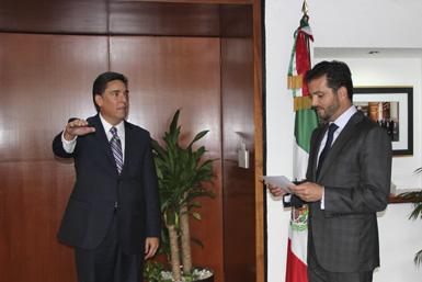 Gustavo A. Claussen Iberri, nuevo delegado en Sonora.
