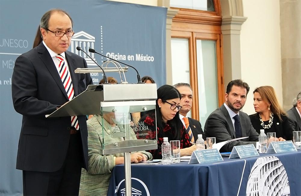 México y UNESCO, unidos en la defensa de los principios artísticos y valores de la vida