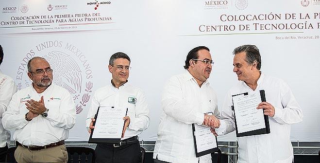 Gira del Secretario de Energía a Veracruz