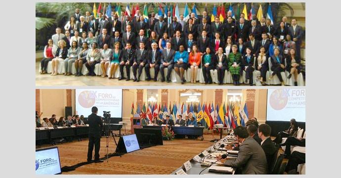 México asume la Presidencia Pro Tempore de la Red Interamericana de Competitividad 2016