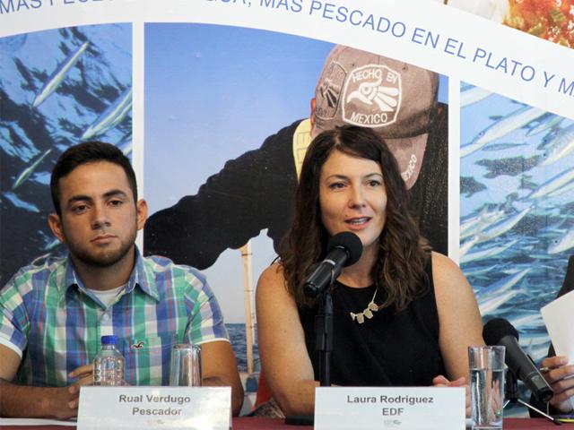 Avanza México en la ruta de incremento sustentable de su producción y valor pesquero: Fondo para la Defensa del Ambiente.