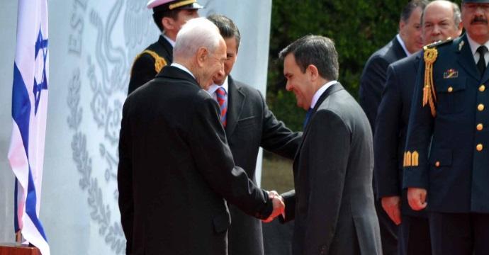 Visita de Estado del Presidente del Estado de Israel, Shimon Peres