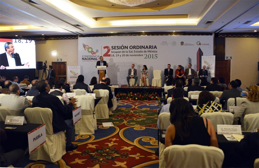El Subsecretario de Previsión Social, Ignacio Rubí Salazar, inauguró el Primer Encuentro de las Comisiones Locales para Prevenir y Erradicar el Trabajo Infantil y Protección de Adolescentes Trabajadores en Edad Permitida.