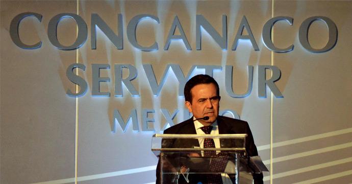Inauguró el Secretario de Economía el Foro de Franquicias 2013