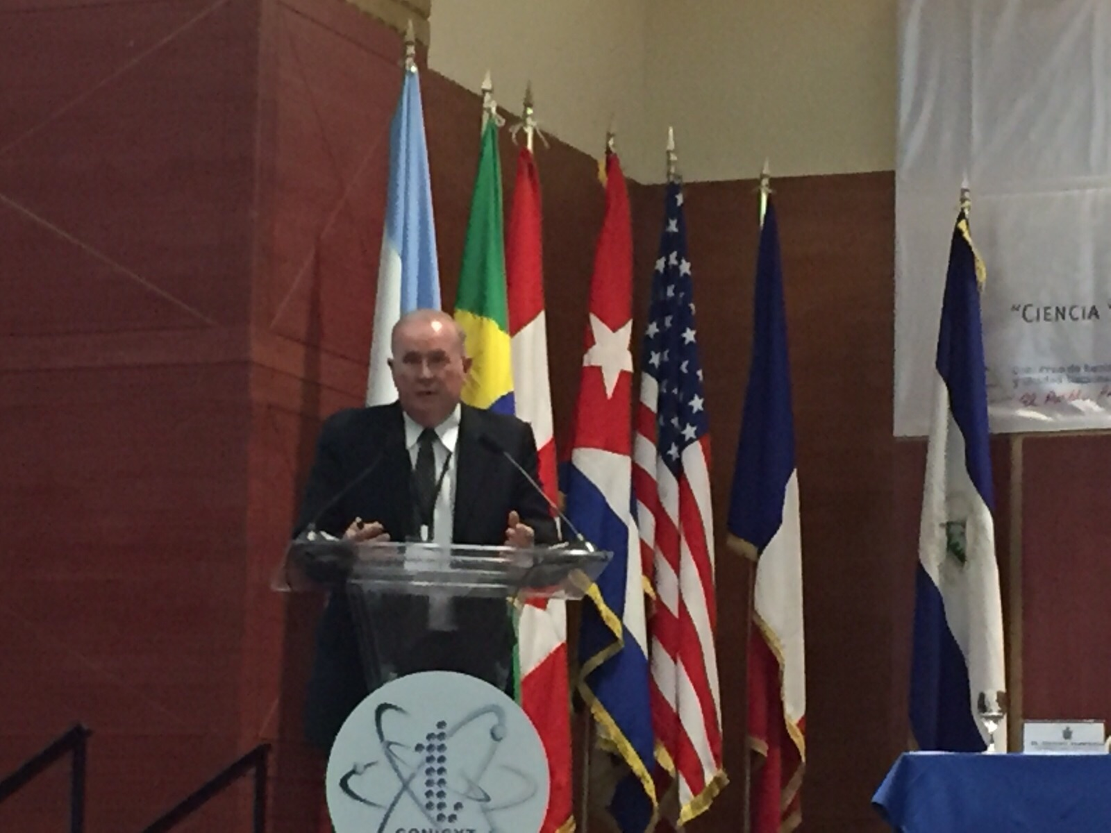 """Participó AEM en la """"VII Conferencia Espacial de las Américas"""""""