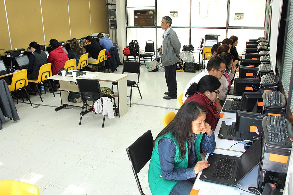 Continúa la entusiasta y comprometida participación del magisterio en la Evaluación del Desempeño: SEP