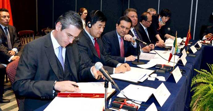 México y China fortalecen diálogo empresarial