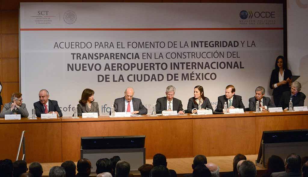 Incorpora SCT mejores prácticas en transparencia de la OCDE