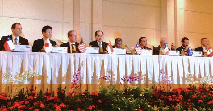 Continúa Guajardo Villarreal con su participación en la Reunión Ministerial del TPP