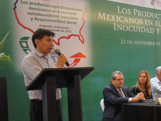 El objetivo de procurar la inocuidad de la producción agroalimentaria mexicana.