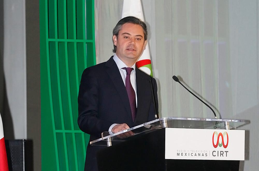 Participación del secretario de Educación Pública, Aurelio Nuño Mayer