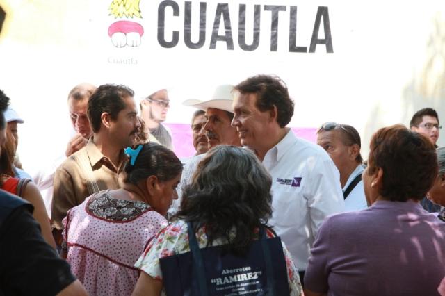 Apoyo a viudas de Revolucionarios Zapatistas en Morelos