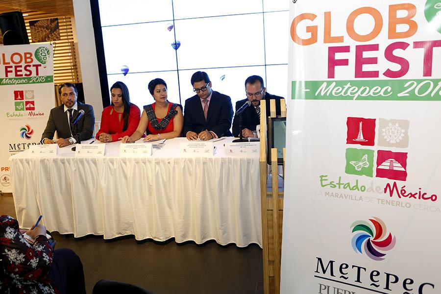 Globo Fest 2015 en Metepec