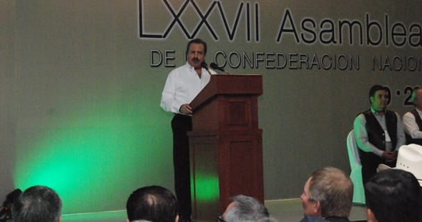 En el marco de la LXXVII Asamblea General Ordinaria de la CNOG