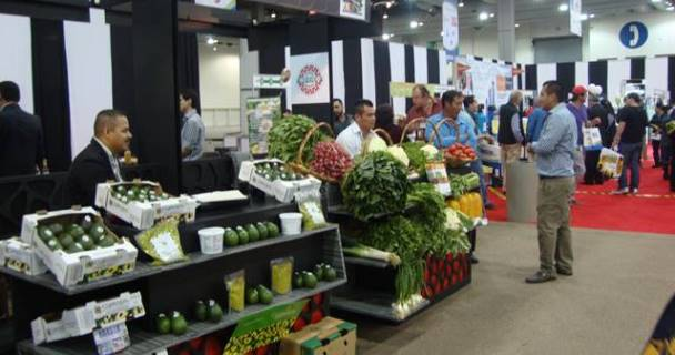 Reportan agroempresarios ventas por más de 115 mdp en eventos de promoción apoyados por SAGARPA en agosto