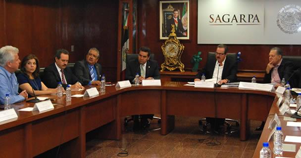 Conjuntan esfuerzos SAGARPA y diputados para impulsar producción agroalimentaria de acuerdo a oferta y demanda