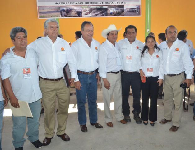 SAGARPA Y CRUZADA NACIONAL CONTRA EL HAMBRE EN GUERRERO