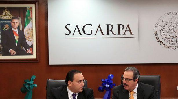 Se normalizan actividades en edificio sede de la SAGARPA