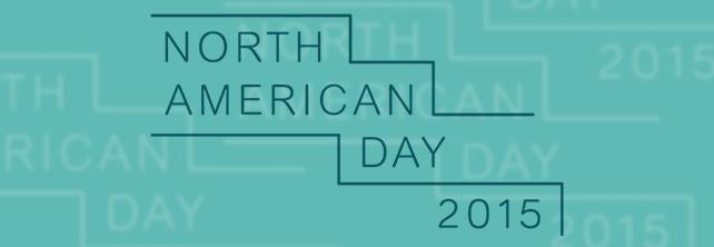 México es anfitrión del North American Day 2015, el encuentro entre los encargados de la política digital de los gobiernos de Canadá, Estados Unidos y México, para discutir la cooperación trilateral en la implementación de las agendas digitales.