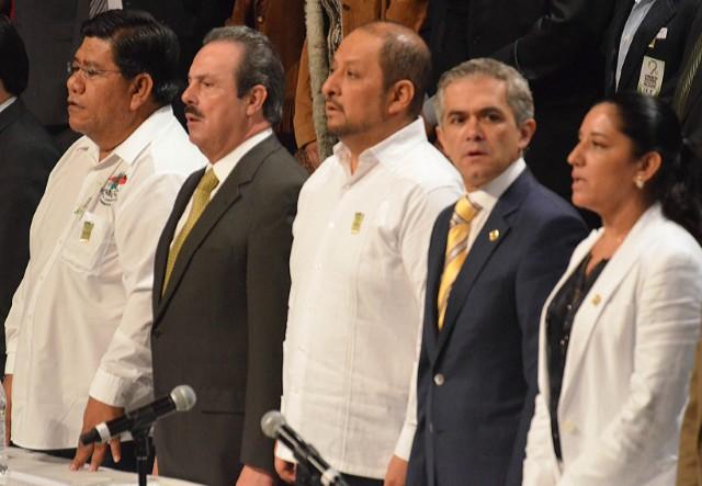 El Pacto por México es el marco para consensuar las expresiones que lleven a una profunda reforma del campo mexicano, con énfasis en el apoyo a la agricultura campesina y familiar, la preservación de los recursos naturales y la aprobación de presupuestos.