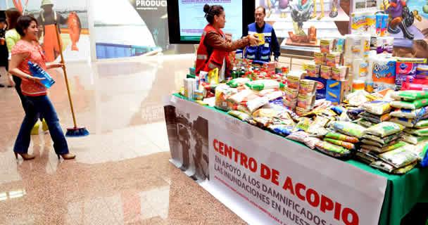 Habilita SAGARPA centros de acopio en sus instalaciones