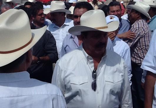 """Arranca Enrique Martínez y Martínez estrategia de atención """"SAGARPA en tu estado, Con los pies en la tierra"""", en gira de trabajo por Michoacán"""